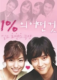 Photograph of stars of the Korean drama 1 percent of anything