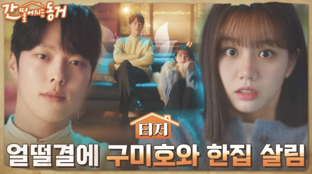 Poster for My Roommate is a Gumiho Korean Drama